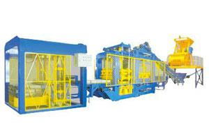 Dây chuyền sản xuất gạch block - gạch không nung