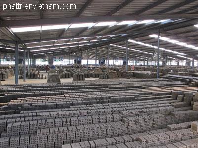 Nhà máy gạch tuynel - phattrienvietnam.com