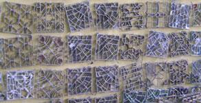 khuôn rập sản xuất gạch bông