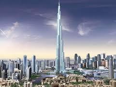 Tháp Dubai  - Tháp cao nhất thế giới hiện nay