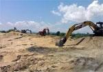 Cát san lấp, cát xây tô, cát xây dựng, cát sông