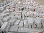 Gạch không nung sản xuất từ nguyên liệu xi măng, tro bay nhiệt điện, cát mịn, phụ gia tạo bọt...