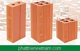 Gạch xây nhà công nghệ tuynel - phattrienvietnam.com