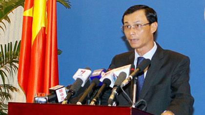 Bộ trưởng ngoại giao Việt Nam - Lương Thanh Nghị